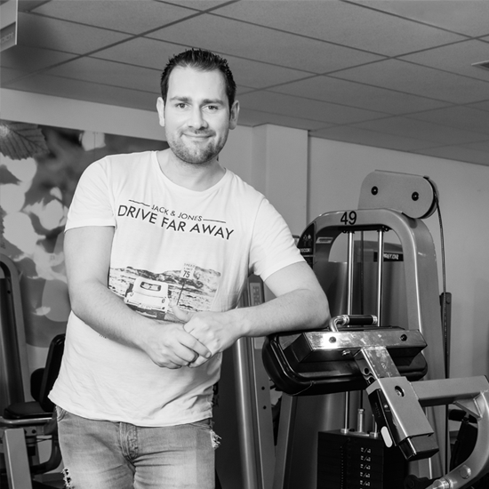 Emanual Buddingh | Sportschool One Fitness