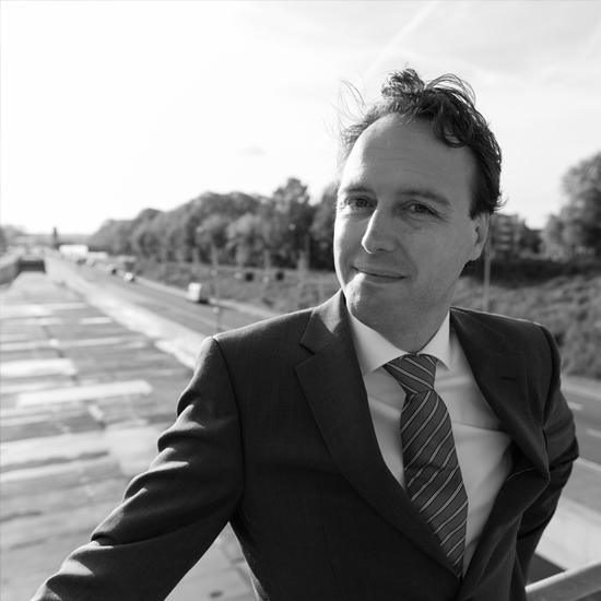 Joeri Polderman | Projectleider IV-infra