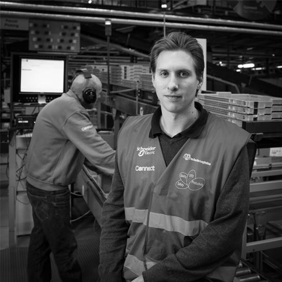 Bart Schellen |KwaliteitsmanagerSchneider Electric