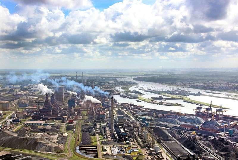 Het GeluidBuro Bedrijven en Industrie Tata Steel IJmuiden