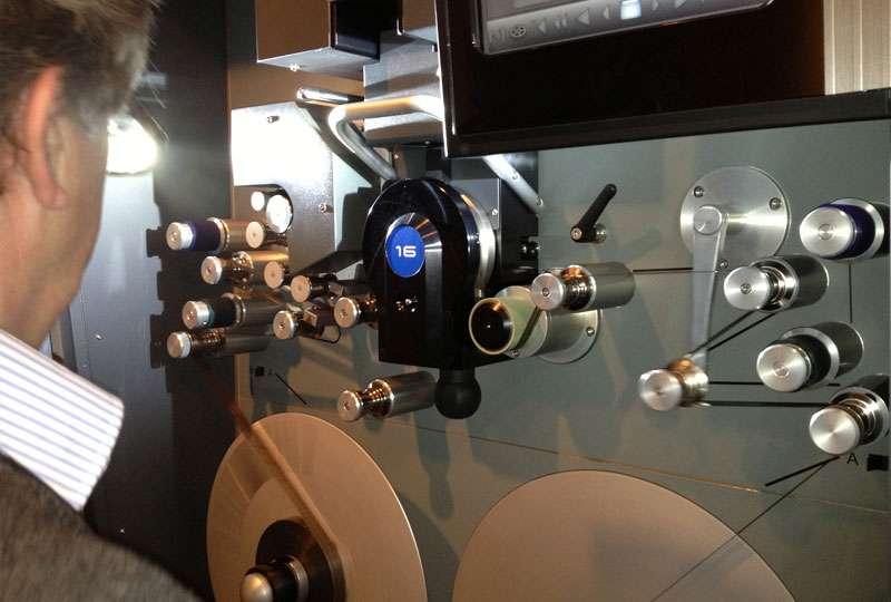 Het GeluidBuro Geluidisolatie Gebouwen EYE Filmmuseum