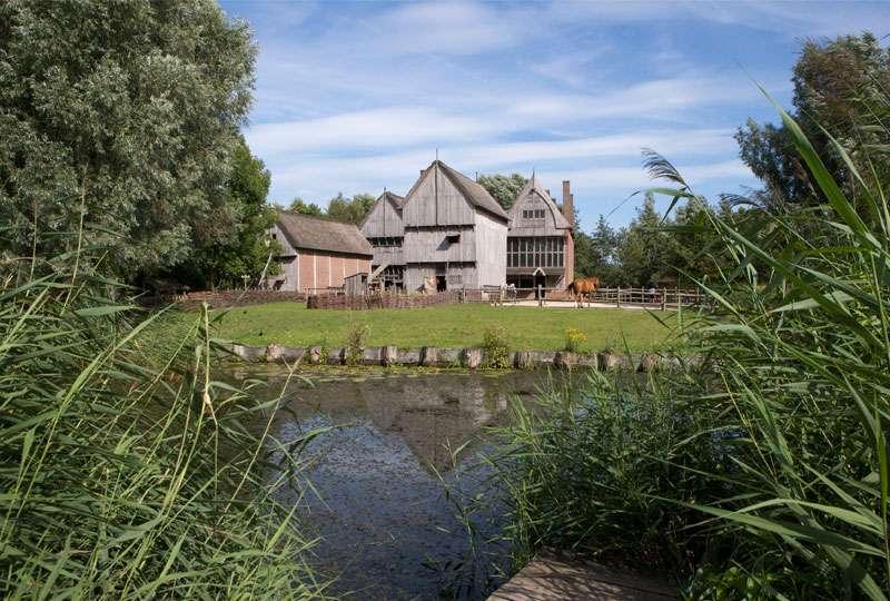 Het GeluidBuro Bedrijven en Industrie Archeon Alphen aan de Rijn