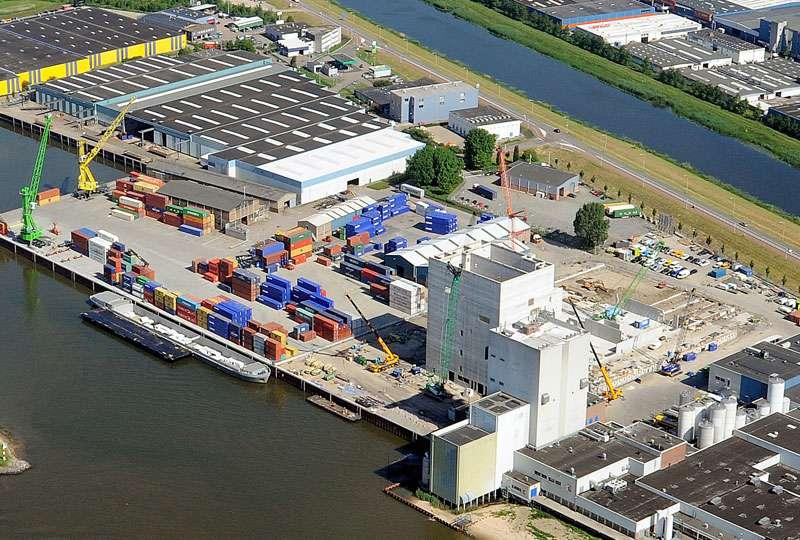 Het GeluidBuro Bedrijven en Industrie Logistiek Centrum Gorinchem