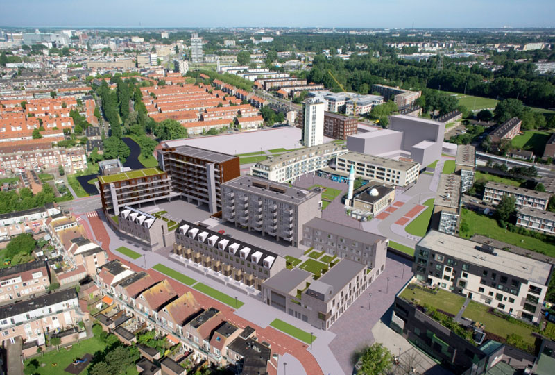 Het GeluidBuro Geluidisolatie Gebouwen Kooiplein Leiden