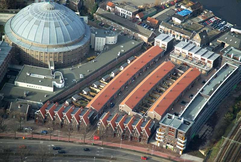 Het GeluidBuro Geluidisolatie Gebouwen Spaarnoogplan Haarlem