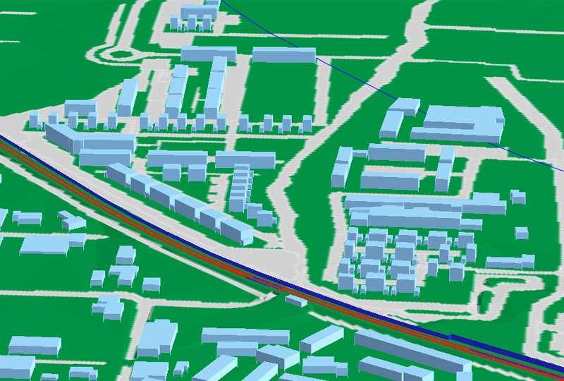 Het GeluidBuro Verkeer en Infrastructuur Hooghkamer Teylingen