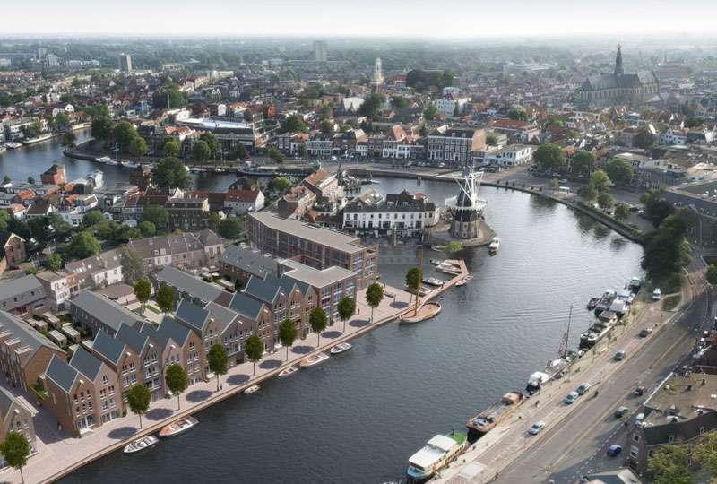 Het GeluidBuro Verkeer en Infrastructuur Scheepsmakerskwartier Haarlem