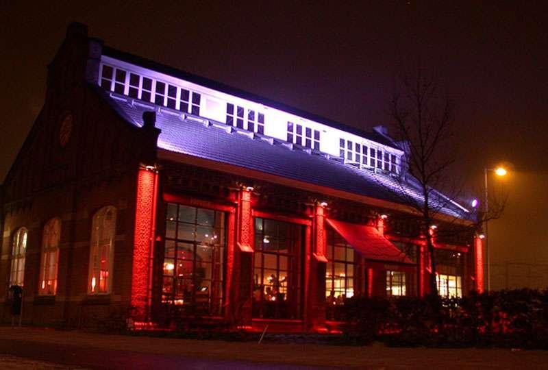 Het GeluidBuro Horeca en Evenementen Club Panama Amsterdam