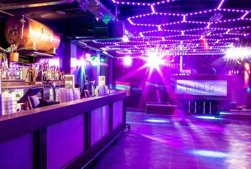 Het GeluidBuro Horeca en Evenementen Club Ruis