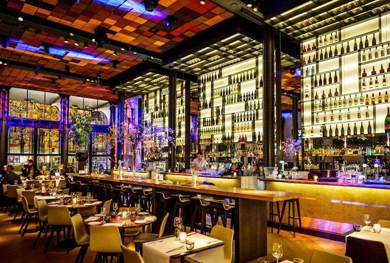 Het GeluidBuro Horeca en Evenementen Kitchen en bar van Rijn