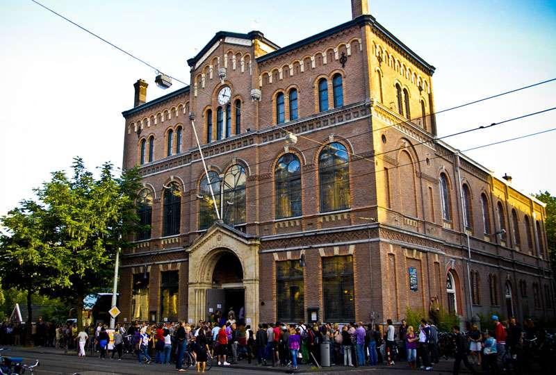 Het GeluidBuro Horeca en Evenementen Paradiso Amsterdam