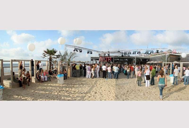 Het GeluidBuro Horeca en Evenementen Strandpaviljoens