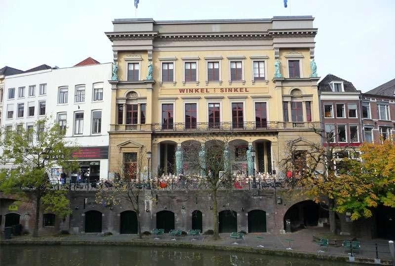 Het GeluidBuro Horeca en Evenementen Winkel van Sinkel Utrecht