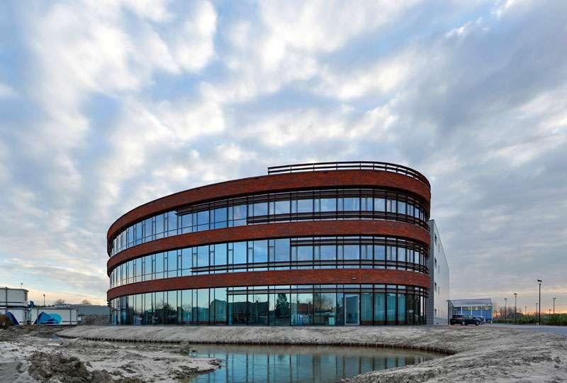 Het GeluidBuro Akoestiek en ruimten Kantoor Rijk Zwaan De Lier