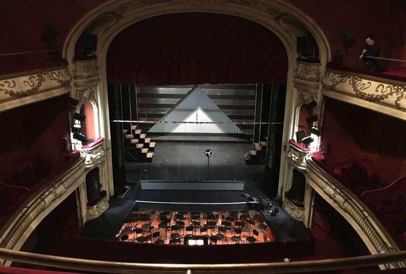Het GeluidBuro Akoestiek en ruimten Phantom of the Opera