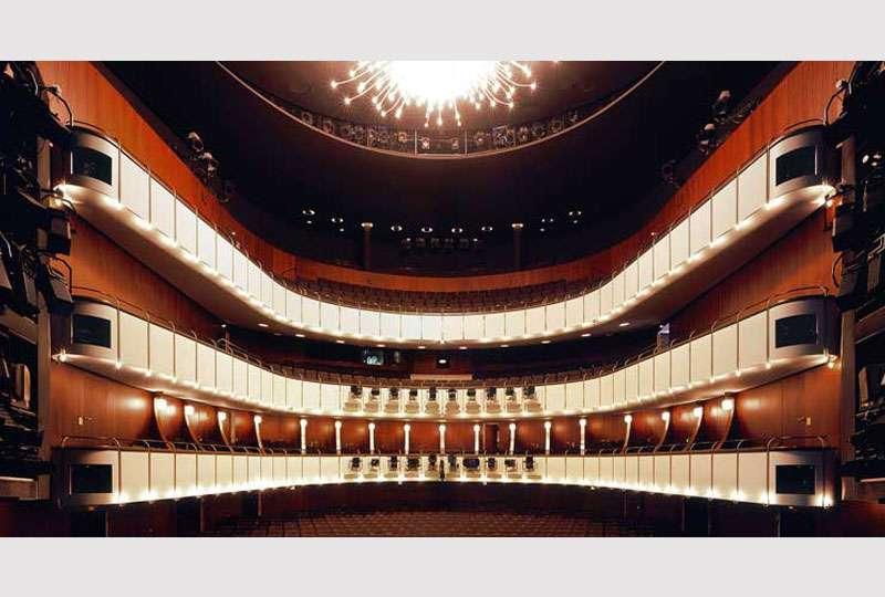 Het GeluidBuro Akoestiek en ruimten Thalia Theater Hamburg
