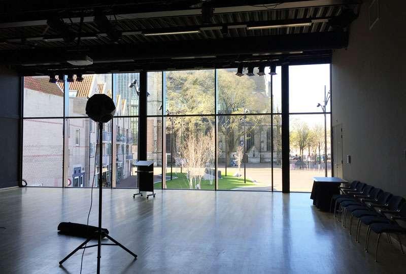 Het GeluidBuro Akoestiek en ruimten Theater De Vest Alkmaar