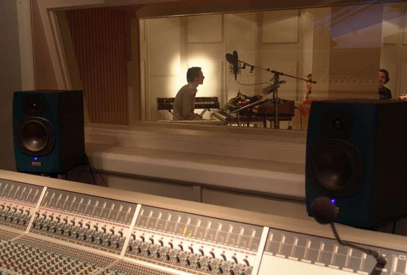 Het GeluidBuro Earforce studio