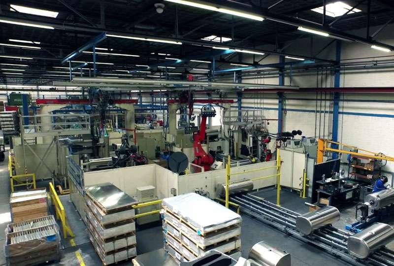 Het GeluidBuro Werkplek en Arbo Alutech Katwijk
