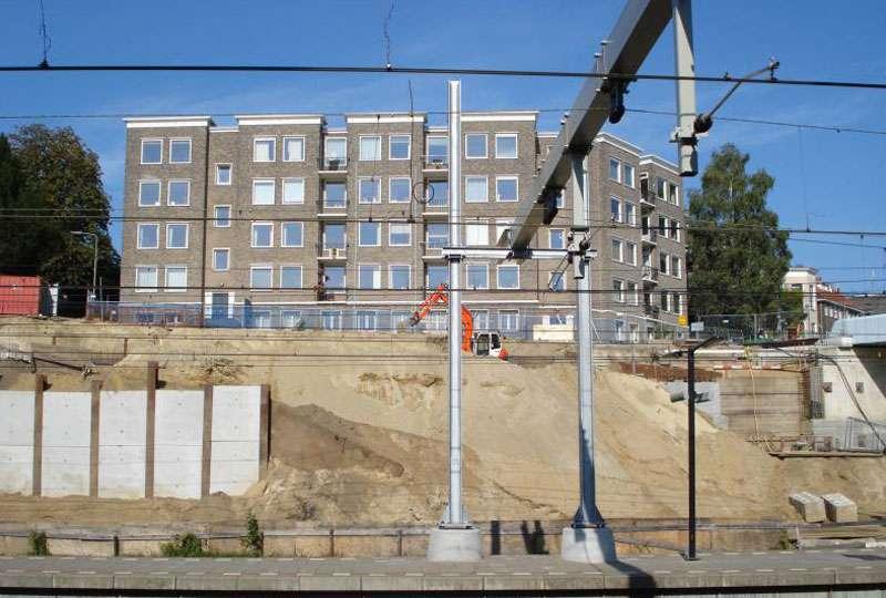 Het GeluidBuro Bouw en aanleg infra Beaulieu Arnhem