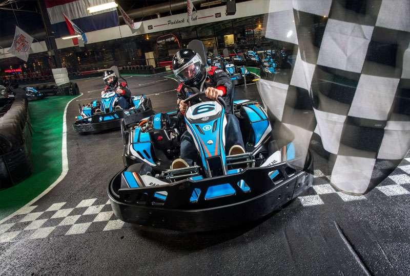 Het GeluidBuro Het GeluidBuro Sport en recreatie Raceplanet Amsterdam