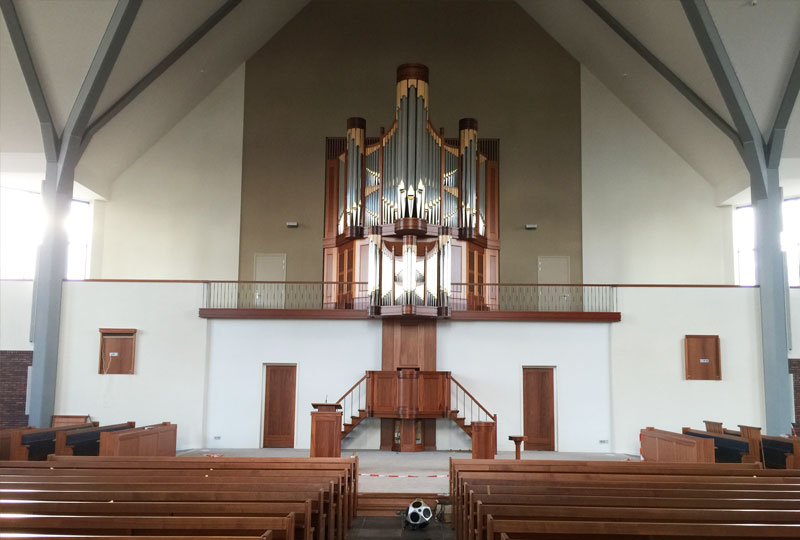 Het GeluidBuro Akoestiek kerkgebouwen GG Opheusden