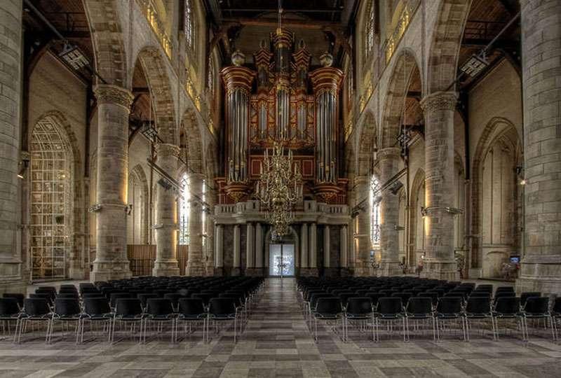 Het GeluidBuro Akoestiek kerkgebouwen Laurenskerk Rotterdam