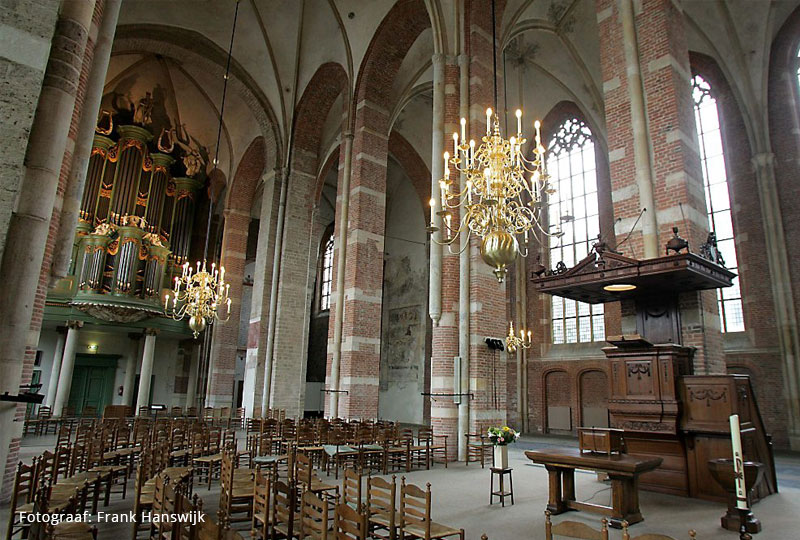 Het GeluidBuro Akoestiek kerkgebouwen Lebuiniskerk Deventer
