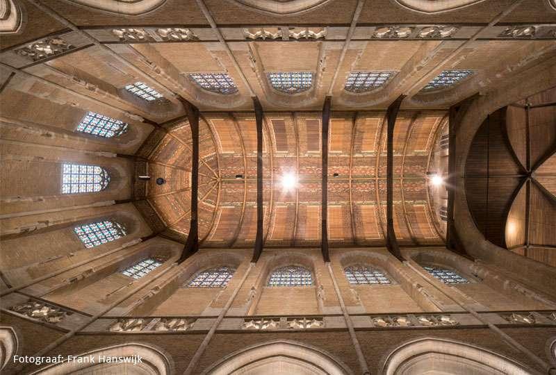 Het GeluidBuro Akoestiek kerkgebouwen Nieuwe Kerk Delft
