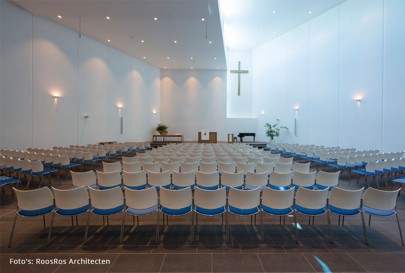 Het GeluidBuro Akoestiek kerkgebouwen Oosterkerk Zoetermeer