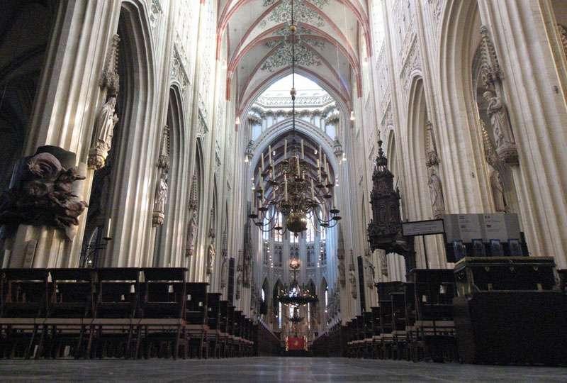 Het GeluidBuro Akoestiek kerkgebouwen Sint Jan Den Bosch