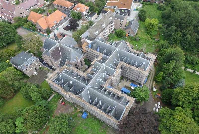 Het GeluidBuro Geluidisolatie Gebouwen Sint Luciaklooster Bennebroek