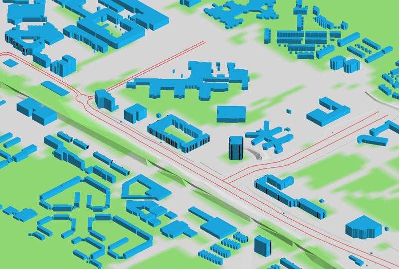 Het GeluidBuro Verkeer en Infrastructuur Centrumgebied Lelystad