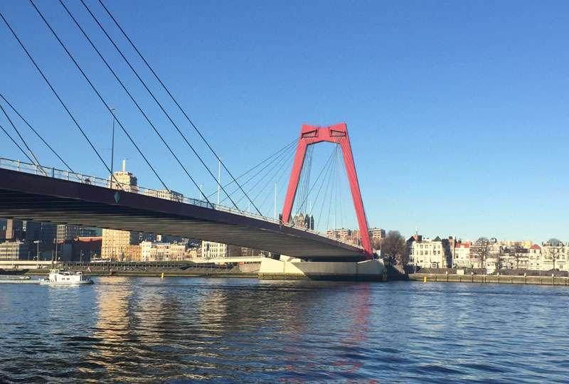 Het GeluidBuro Verkeer en Infrastructuur Willemsbrug Rotterdam