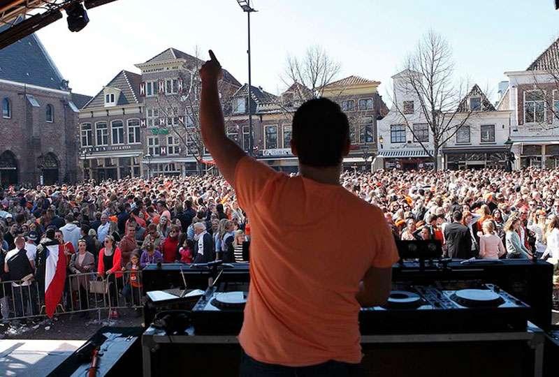 Het GeluidBuro Horeca en Evenementen Evenementen Alkmaar