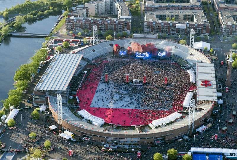 Het GeluidBuro Horeca en Evenementen Evenementenbeleid Amsterdam