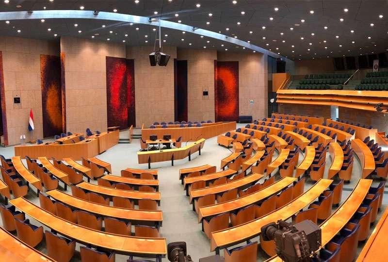Het GeluidBuro Akoestiek en ruimten De Tweede Kamer