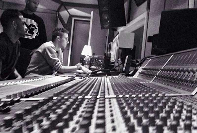Het GeluidBuro Akoestiek en ruimten Earforce studio
