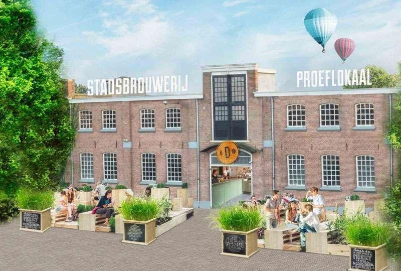 Het GeluidBuro Bestemmingen en Ruimtelijke Ordening Stadsbrouwerij Zaltbommel