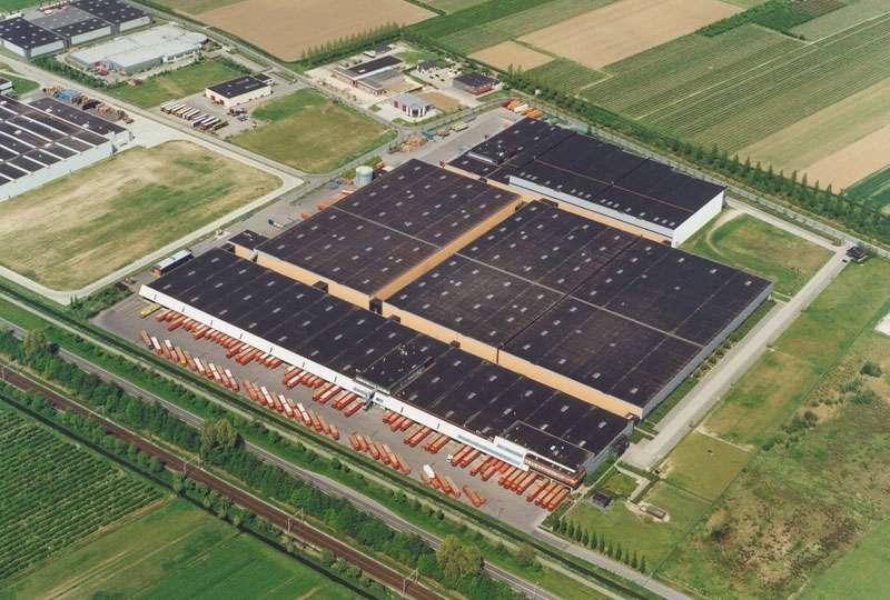 Het GeluidBuro Werkplek en Arbo Blokker Distributiecentrum Geldermalsen