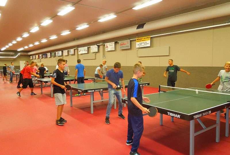 Het GeluidBuro Sport en recreatie Sporthal Katwijk