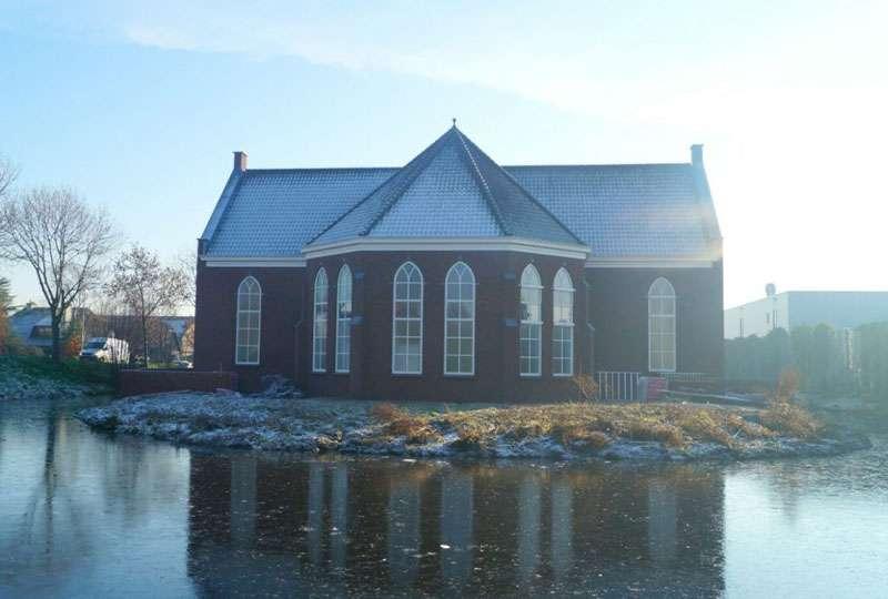 Het GeluidBuro Akoestiek kerkgebouwen Oudekerk