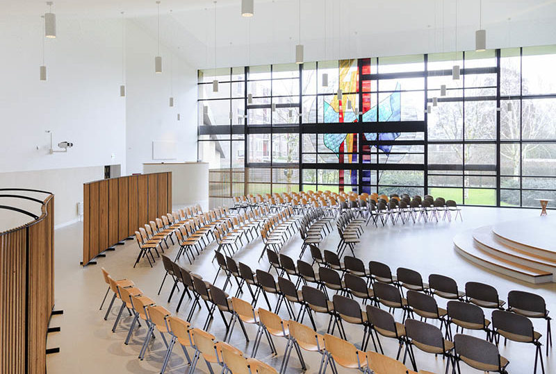 Akoestisch onderzoek - Taborkerk Purmerend